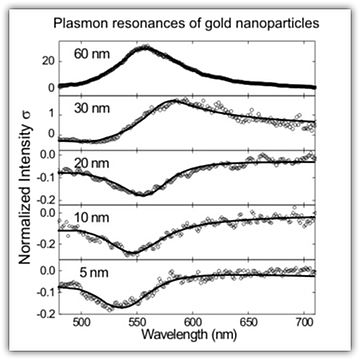 Detection and Spectroscopy of Gold Nanoparticles Using Supercontinuum White Light Confocal Microscopy